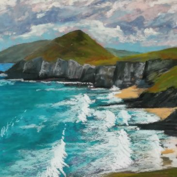The Cliffs of Dingle Peninsula